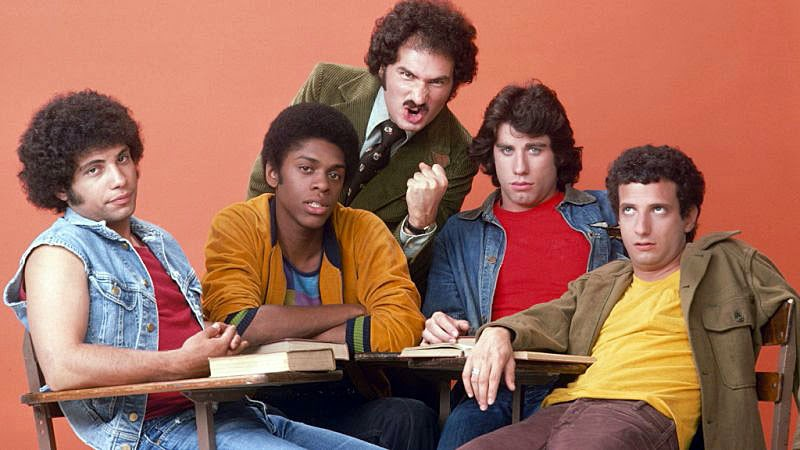 Welcome Back Kotter... The Sweat Hogs