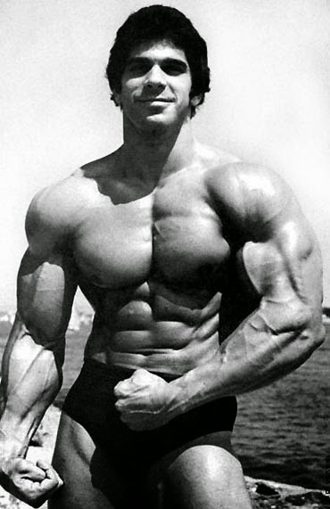 Lou Ferrigno Bodybuilding Workout routine
