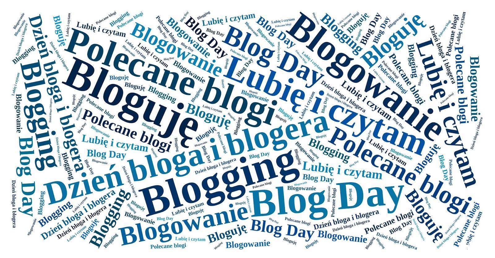 Blog Day 2014 - Dzień blogera