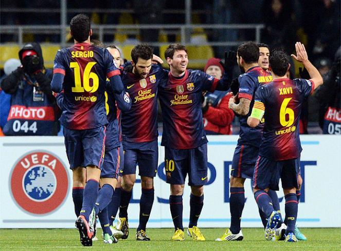 Valerenga vs Barcelona