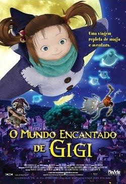 O Mundo Encantado de Gigi   Dublado