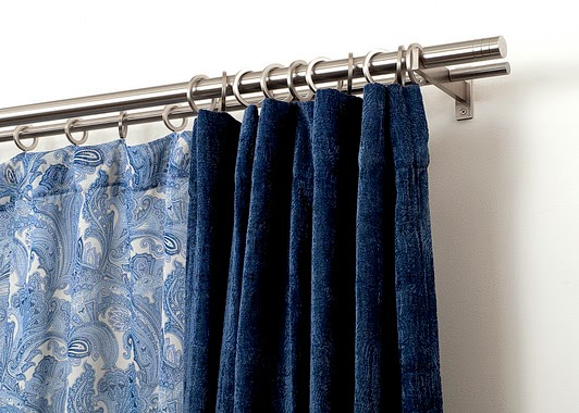 Advantages Of Using Double Curtain Rods For Home Decoration