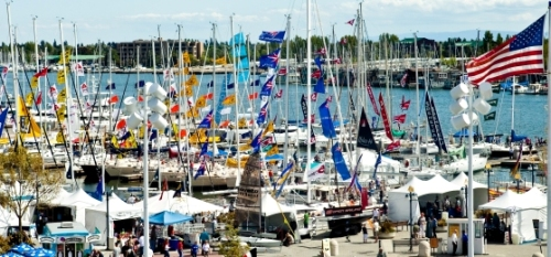 Strictly Sail Boat Show