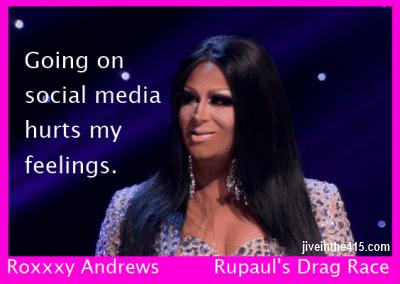 Rupaul's Drag Race Season 5 finalist Roxxxy Andrews jiveinthe415.com