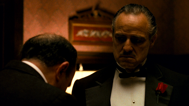 Marlon Brando. The Godfather