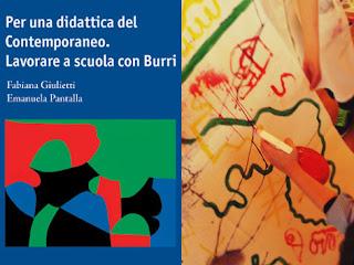 Docenti e studenti per lo studio delle opere di Alberto Burri