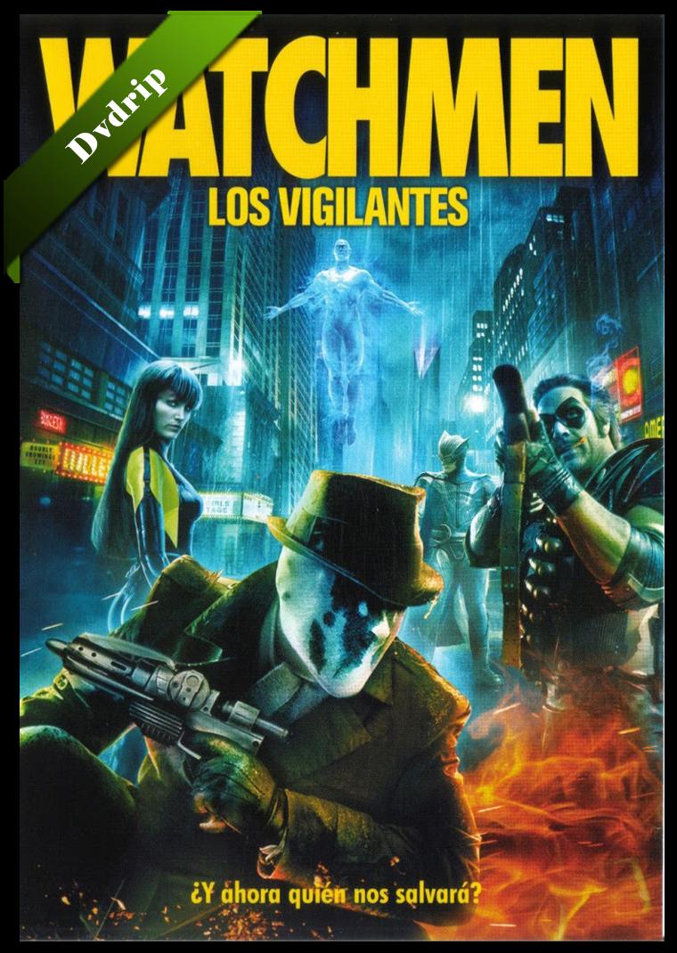 Watchmen Los Vigilantes