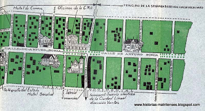 Historias matritenses Las paradas de la Ciudad Lineal  Parada 1