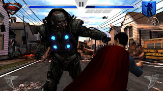Man of Steel v1.0 for iPhone