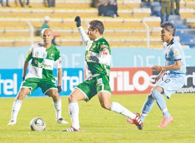 Oriente Petrolero - Gualberto Mojica, Francisco Argüello - Club Oriente Petrolero