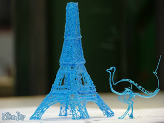 Mana Blog... for all - 3Doodler - The World's First 3D Printing Pen