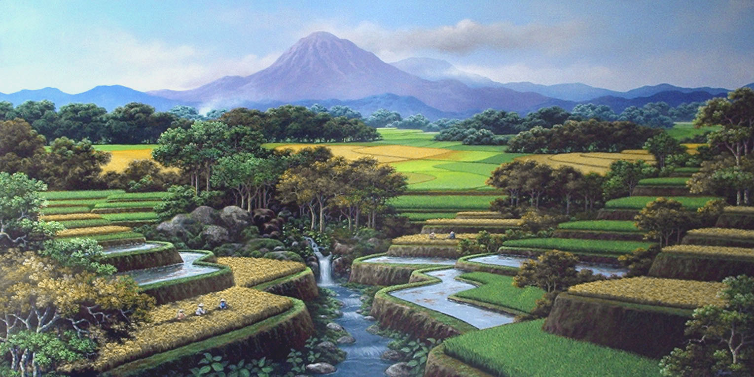 Kumpulan gambar pemandangan alam ini keren untuk wallpaper