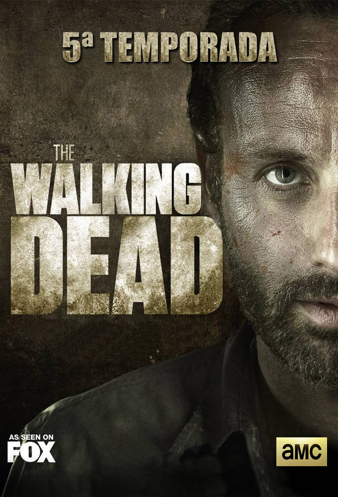 The Walking Dead 5ª Temporada Torrent – BluRay 720p Dual Áudio (2015)