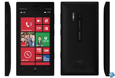Nokia Lumia 928 leaked image, price, specifications