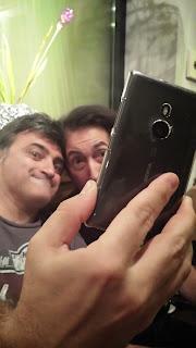 Self-selfie