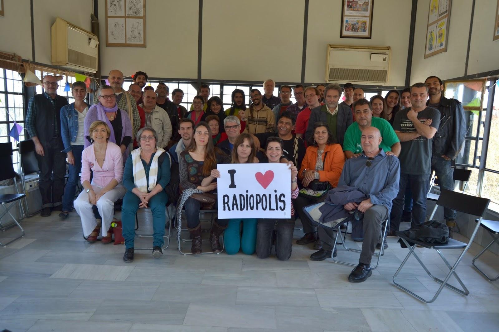 La Asamblea de Radiopolis ha decidido: ¡nos quedamos!