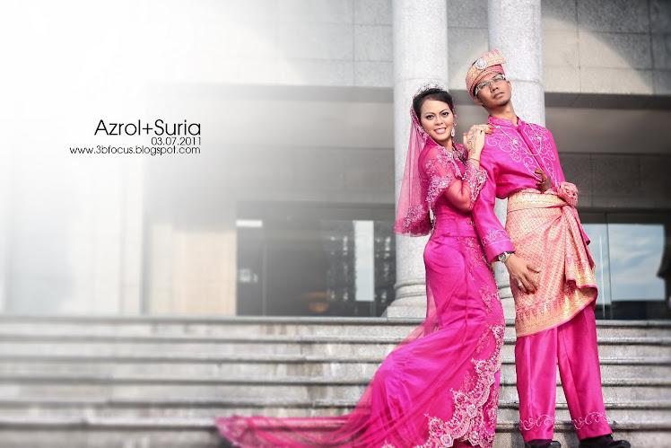 Azrol+Suria | Putrajaya 3 Julai 2011