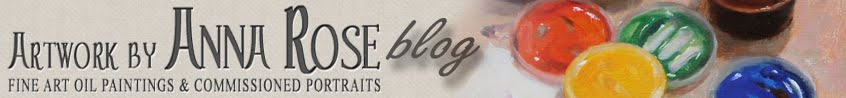 Anna Rose Bain's Art Blog