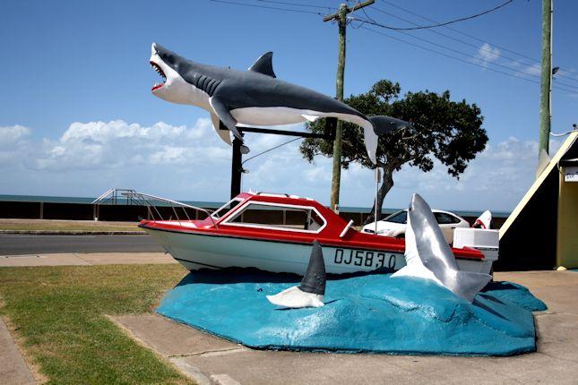 Vic Hislop's Shark Show