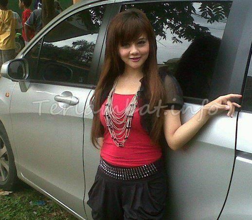 Jenita Janet Imut Cantik Tanpa Make Up