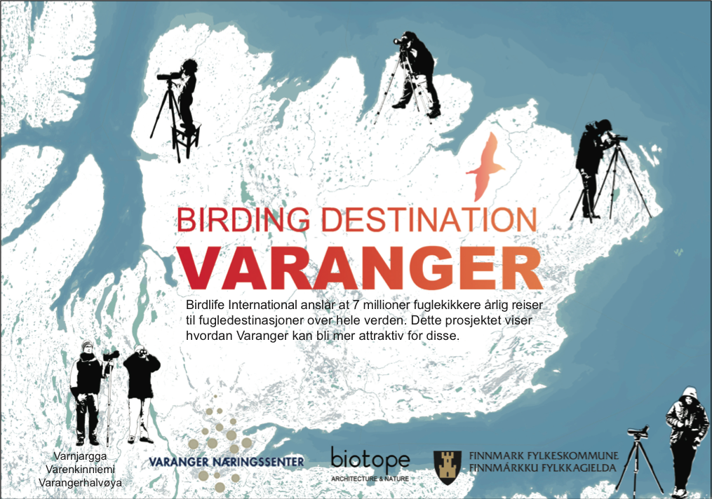 biotope: Birding Destination Varanger - the pro nature ... | 1015 x 712 png 803kB