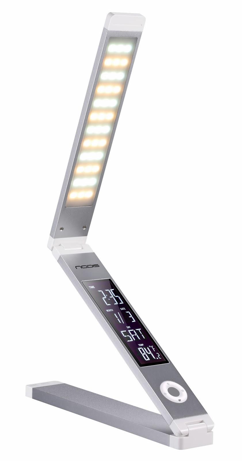 Fantechnology: Lampade Time Light NODIS: la sincronia di ...