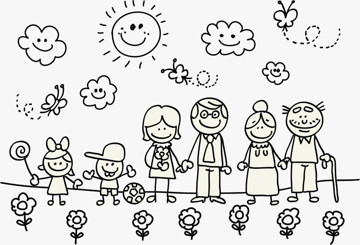 La vie est belle : Dibujos para colorear