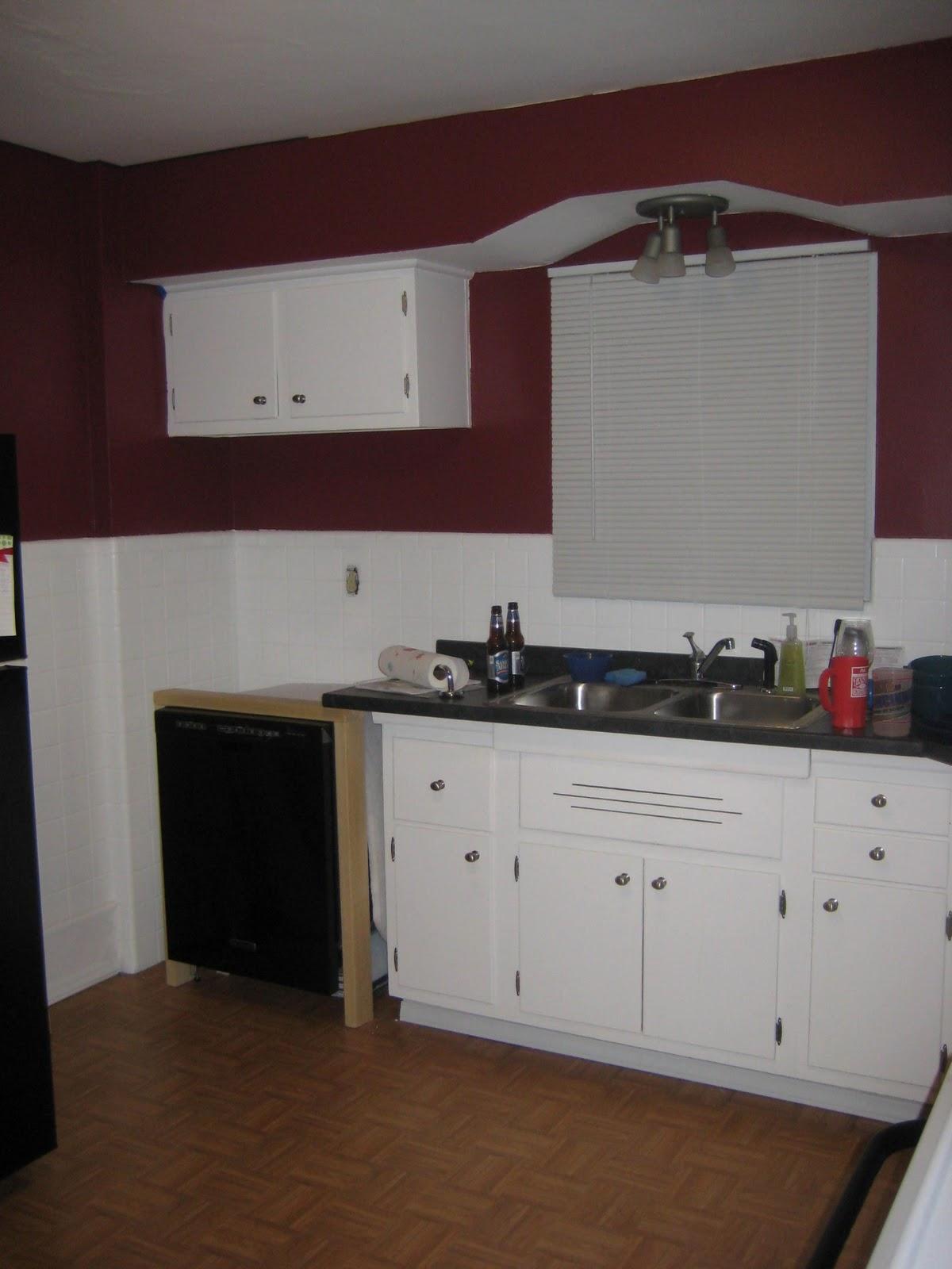 Kitchen CabiDishwasher
