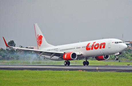 Lion Air 737=900ER