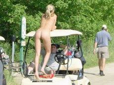 Campo de golfe  69 buracos...