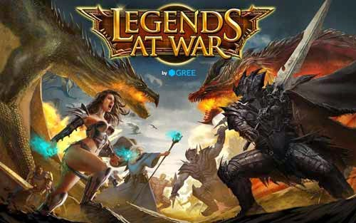 Game RPG Legend at War Android