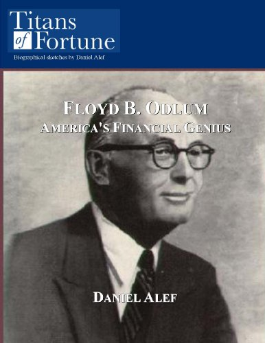 floyd bostwick odlum biography template