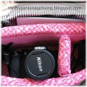 DIY CAMERA BAG