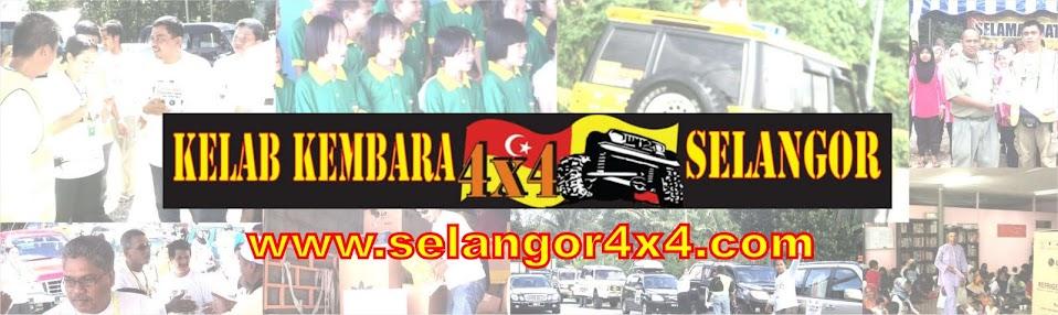 Kelab Kembara 4x4 Selangor