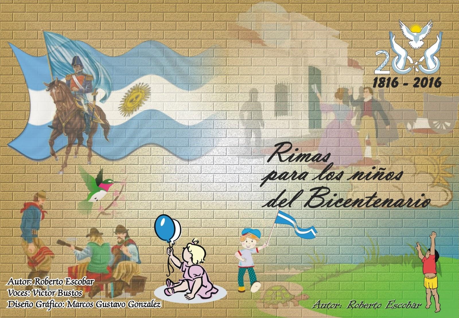 """Rimas para los niños del Bicentenario"""""""