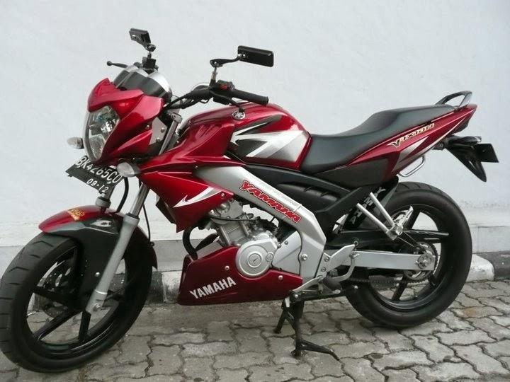 Gambar Modifikasi Motor Yamaha Byson Terbaru