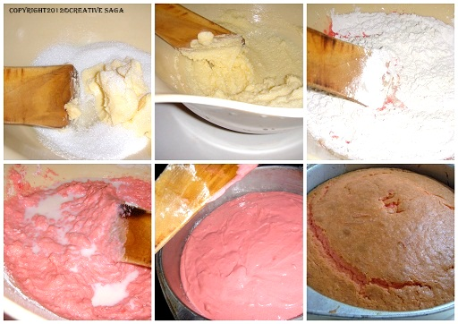 strawberry custard powder recipes