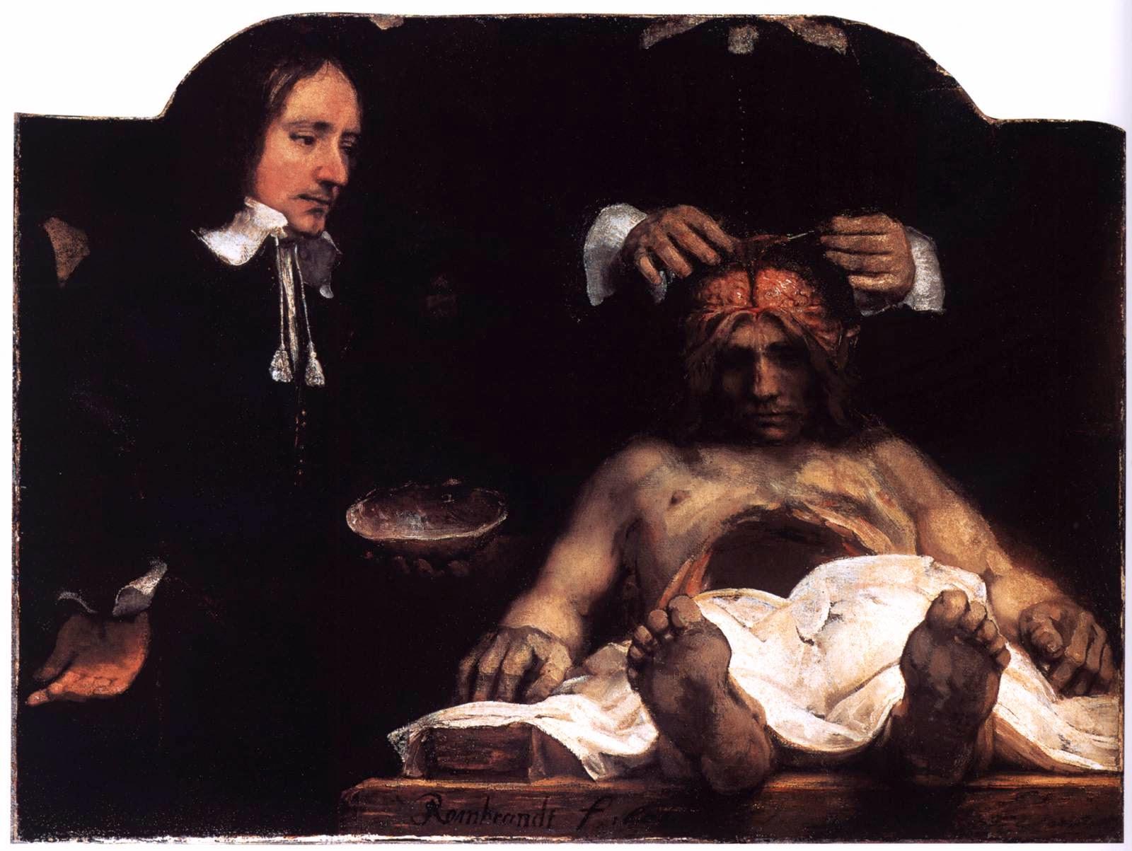 Rembrandt to Reynolds