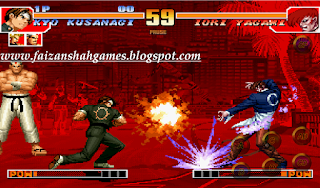 Kof 97 free download plus hack