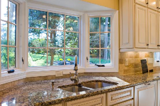 Home Window Design 2011 New Kitchen Bay Window 2011