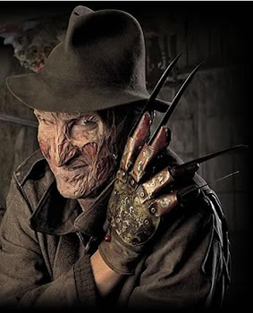 Check out the 'Freddy Krueger' tribute site. One, two, the unofficial site is waiting for you...