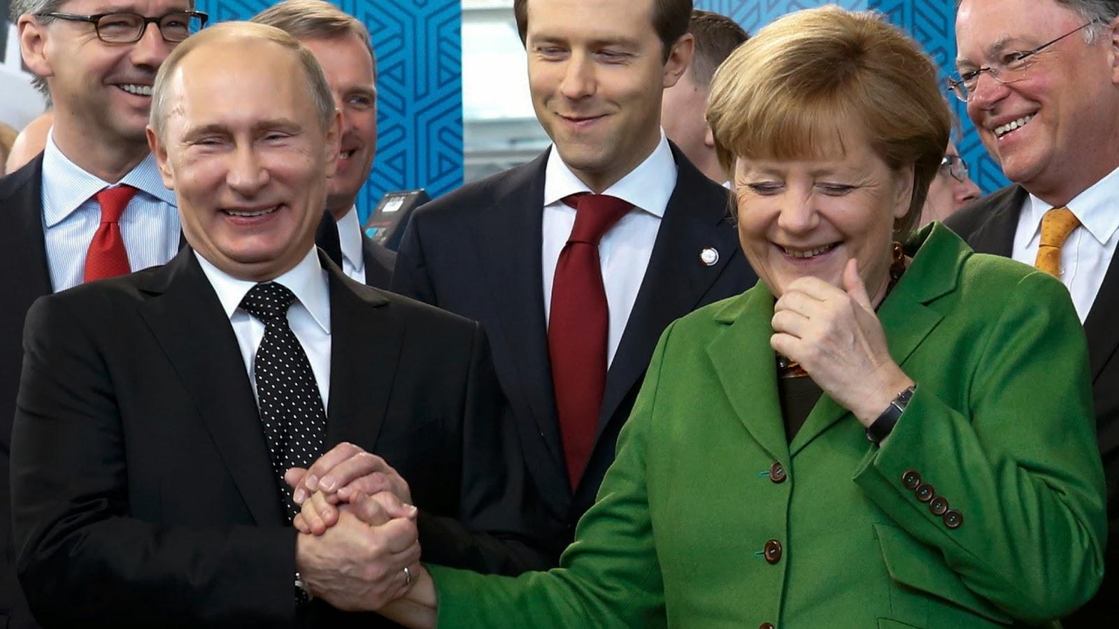 """Omong Kosong"" Para Pemimpin Dalan Konflik Crimea"