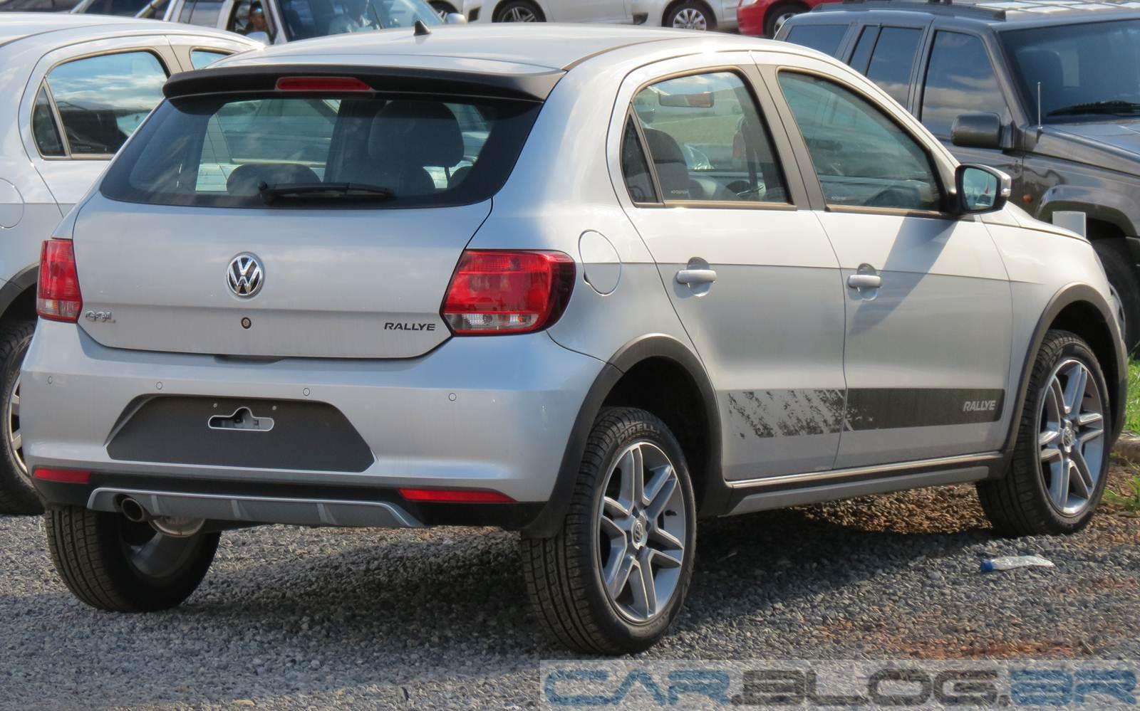 Volkswagen Gol - carro mais vendido na Argentina