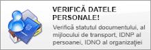 VERIFICA DATELE PERSONALE IN R.Moldova.