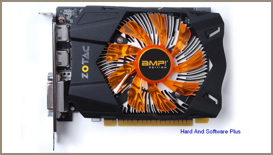 Zotac GeForce GTX 650 Ti AMP Edition Graphic card review