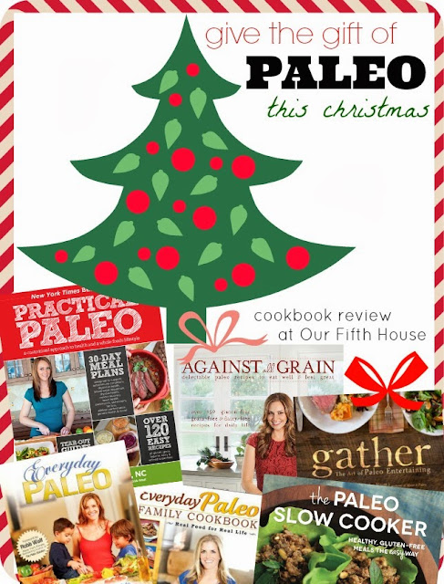 Paleo Cookbooks Review - from Our Fifth House