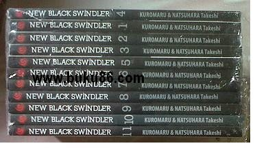 Komik New Black Swindler Lengkap