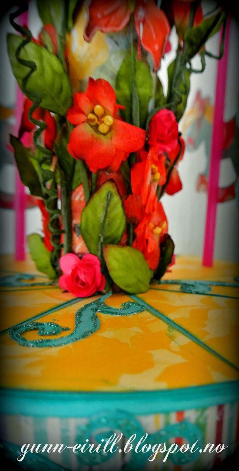 blomster karusellen liseberg