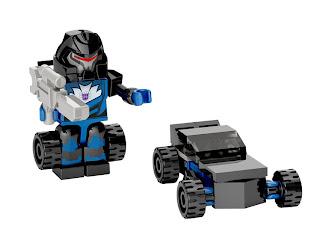 Hasbro Transformers Kre-O Micro Changers Series 2 - Vehicon