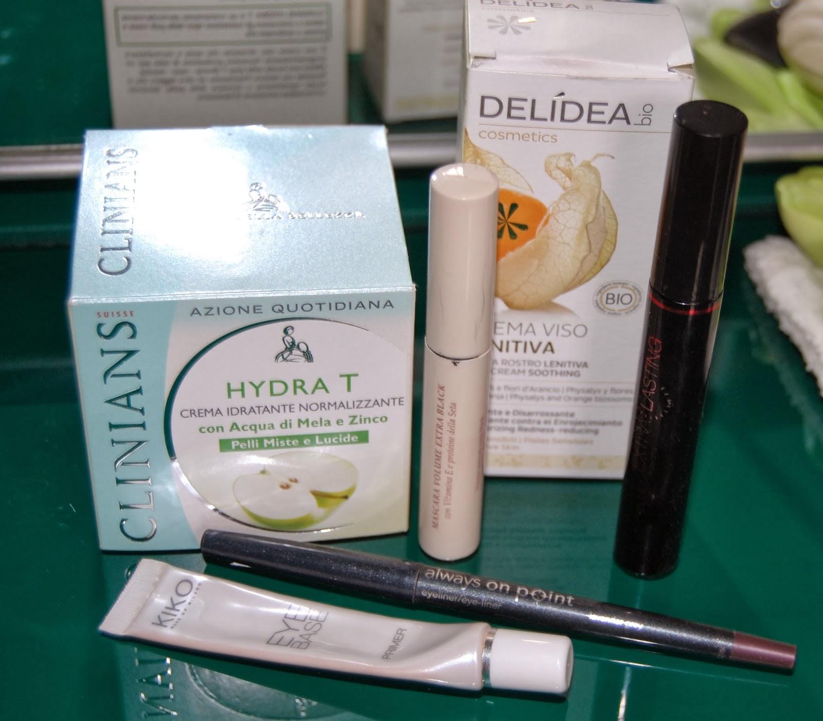 Clinians, Delidea, Bottega Verde, Avon, Kiko